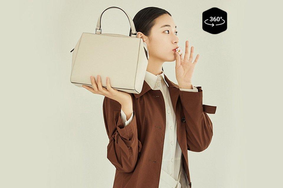 봄, 핸드백으로 스타일링 완성