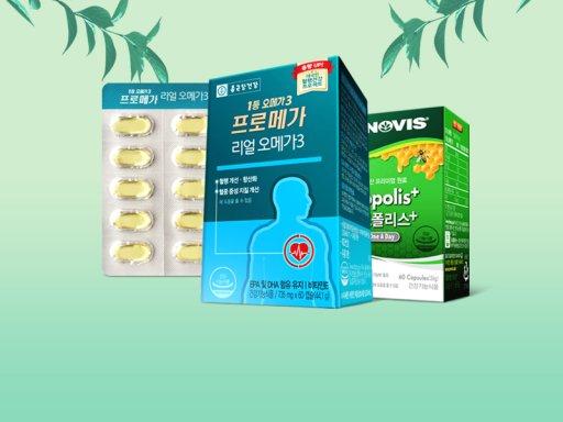 [건강식품대전] 롯데백화점과 프리미엄 건강식품
