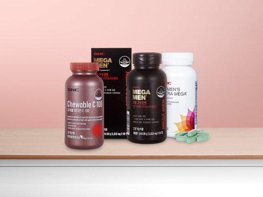 [GNC] 세계적인 건강기능식품 브랜드