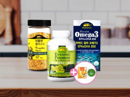 [비타민뱅크] 하루 한 알 건강한 습관
