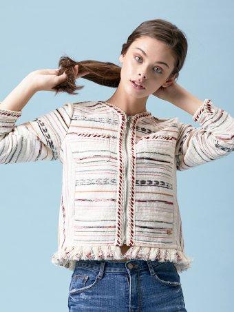 ITEM:트위드 재킷