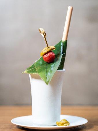 DRINKS : 함양과 담양