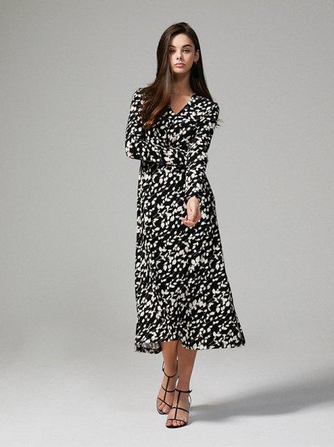 ITEM:프린트 드레스