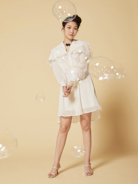 ITEM: 로맨틱 드레스