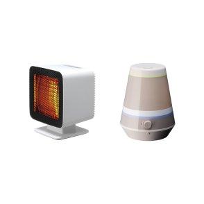 리플렉트 에코히터 + X010 초음파 가습기