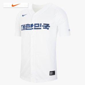 대한민국 베이스볼 숏슬리브 저지 CQ9249-100