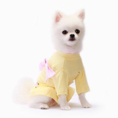 앨리스디 113109-2 드레스 옐로우