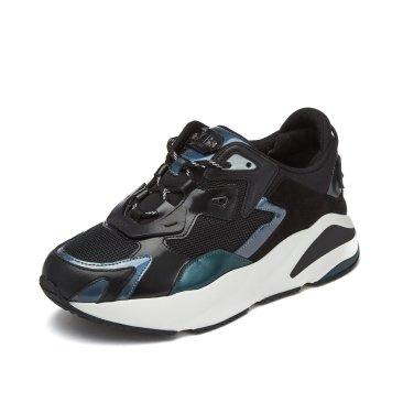 [송혜교슈즈]Queens sneakers(black) DG4DX19507BLK