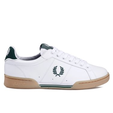 FRED PERRY B722 Leather 남성 스니커즈 SFPM1936202-370