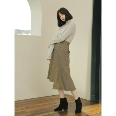 [느와] Mo Skirt