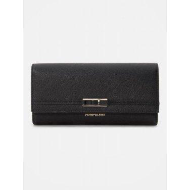 클래식 빈 3단 장지갑 - Black (BE01A4M635)
