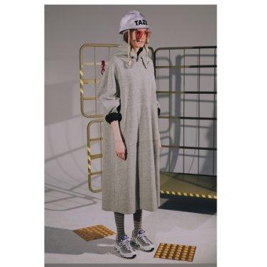 [TAZE][11월첫째주발송시작] Banded Hoodie Dress2종(TZFW36E)