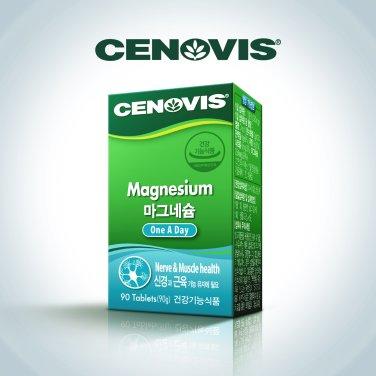 마그네슘 (1,000mg*90정)