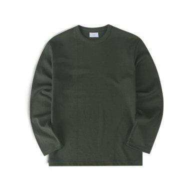 19F/W 오버롱 티셔츠 (카키)