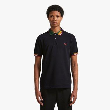 [S/S상품] 애브스트랙트 칼라 피케 셔츠 [Authentic] (608)AFPM1915505
