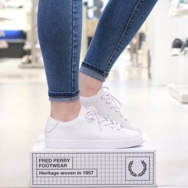 FRED PERRY 여성로티레더Lottie Printed Leather(200) SFPF1834309-200