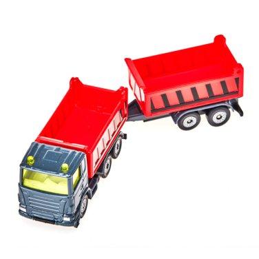 [시쿠] 티핑 트레일러 트럭