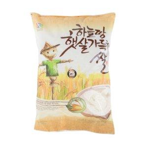 [부지런한 농부] 청정지역 고흥 찰현미쌀 20kg