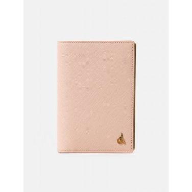 (여) 핑크 루시 여권지갑 (BE91A4T16X)