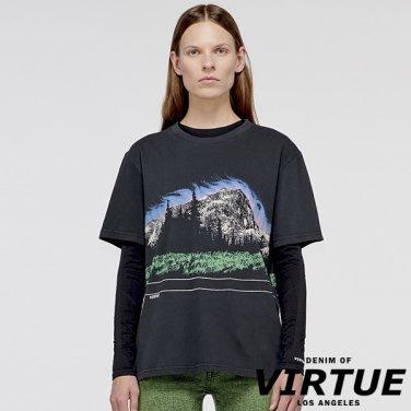 [미국] COLORADO MOUNTAIN TEE OFF BLACK (VW93D9631TOBK)