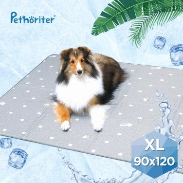 [펫노리터] 파워겔 애견쿨매트 네발로콩콩 XL (90x120cm)