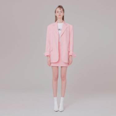 Mini skirt 002 Pink