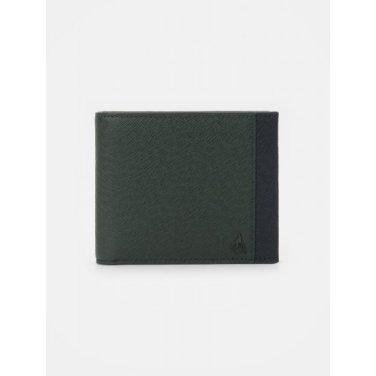 블럭 빈 반지갑(SmarT) - Khaki (BE96A3P01H)