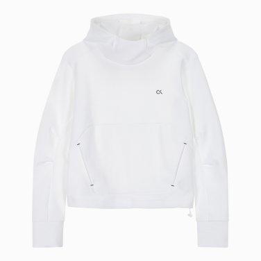 여성 모던 액티브 후드 티셔츠 4WF9W381-100
