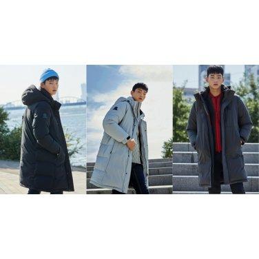 [본점]*쇼핑백동봉* 남여공용 테라노바롱 다운 (JWJDW18213BLK,LGY,DGY)