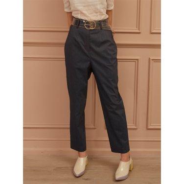 [까이에] Loops high waist denim pants
