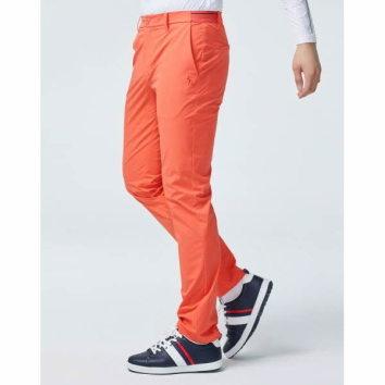 남성 오렌지 라인배색 밴드바지 (HUPA0B311O2)