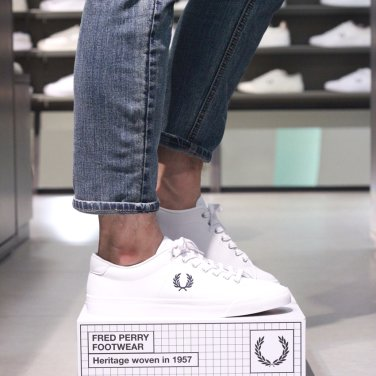 FRED PERRY Underspin Leather(134) 언더스핀 레더SFPM1839092-134_EL