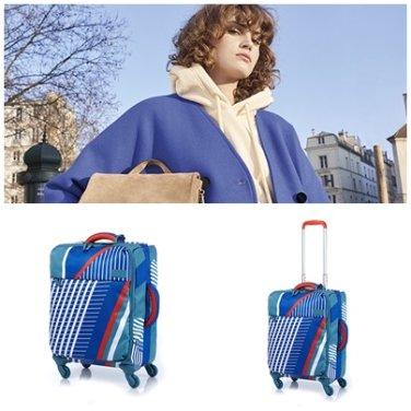 캐리어 P8802001 블루 NORTH COAST 가벼운 포인트 20인치 기내용 여행 가방