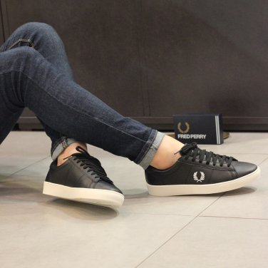 FRED PERRY Spencer Leather(350) SFPU1737521-350 스펜서EL