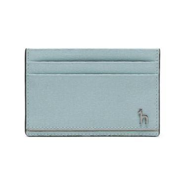 [HOT신상] 라이트블루 배색 라인 카드홀더 -HJHO9E156B1