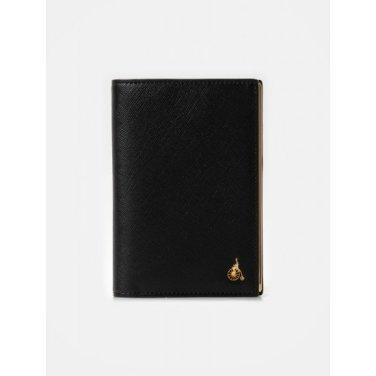 (여) 블랙 루시 여권지갑 (BE91A4T165)