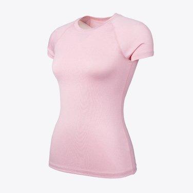 아키클래식 AT-0111 베이직 슬림핏 반팔 티셔츠 핑크