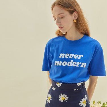 M Never Modern Tshirt_BL