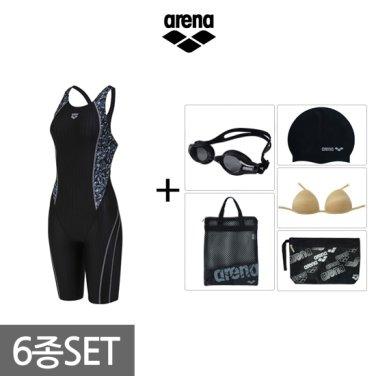 여성 반신 수영복세트 AVSPL69BBF