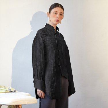 Pooler Lace Blouse_Black (JC19FWSH02)