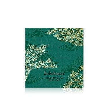 설화수 궁중비누 소나무 100g