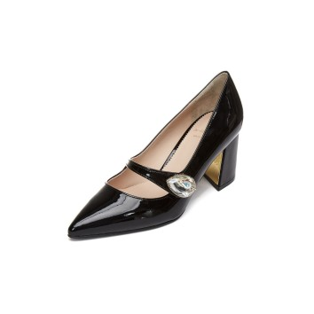 Jannet pumps(black) DG1BX20012BLK