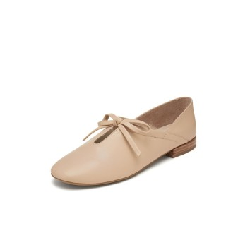 Humming flat loafer(beige) DA1DX20001BEE