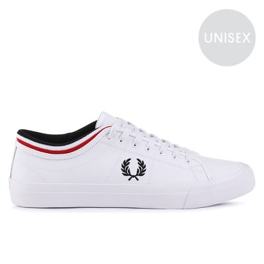 FRED PERRY Kendrick Tipped Cuff Leather(134)  남여공용 레더 스니커즈 SFPU1914266-134