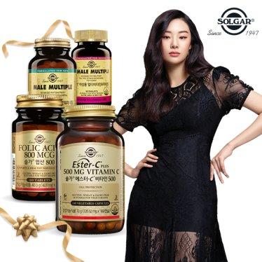 [솔가] 활력UP 비타민★엽산800/비타민B 外
