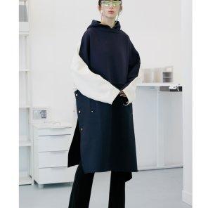 [테이즈] Essential Hoodie Dress 2종(19FWTAZE33E)