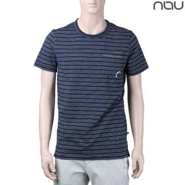 나우(nau) 파르 반팔 스트라이프 티셔츠 1NUTSM8013M-ILL
