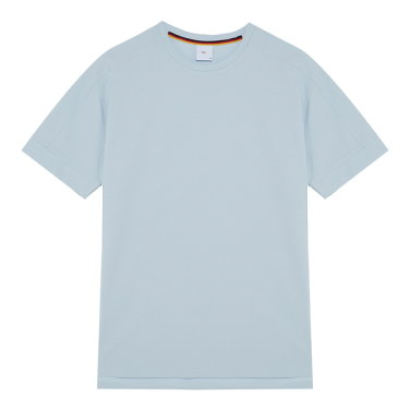 S/S 여름에 어울리는 라이트그린 라운트 티셔츠 PXIGR8018.IM
