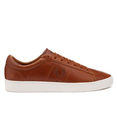 FRED PERRY 남성스펜서레더  Spencer Waxed Leather  SFPM1839070-448