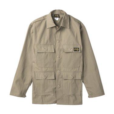 Stan Ray Tropical Jacket 1969J Khaki Ripstop